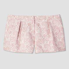 a49f3b6f701a7a VB Victoria Beckham Target collection paisley shorts Victoria Beckham Target