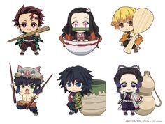 Kimetsu no Yaiba (Demon Slayer) Image - Zerochan Anime Image Board Anime Chibi, Kawaii Anime, Kawaii Chibi, Cute Chibi, Manga Anime, Anime Art, Anime Angel, Anime Demon, Demon Slayer