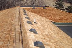 Are You Taking Care Of Your Cedar Roof? Protect It With Our Cedar Shake Roof  Maintenance Services.