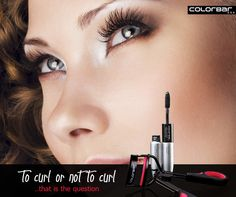 e4495ab8191 Lash on with ColorBar! Transform the way you look and feel with ColorBar's  glamorous eye products: www.bitly.com/ColorBar_Eyes #Lashes #Eyes #MakeUp
