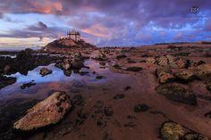 Low Tide, Senhor da Pedra - Senhor da Pedra at Sunset