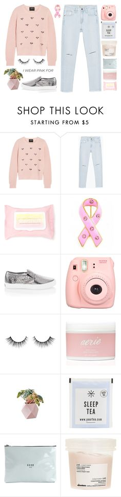 """""""I'm caught between the lines of hello and goodbye"""" by pickiestpeach ❤ liked on Polyvore featuring Markus Lupfer, Zara, Forever 21, Bling Jewelry, White House Black Market, Polaroid, Aerie, Golden Goose, Davines and women's clothing"""