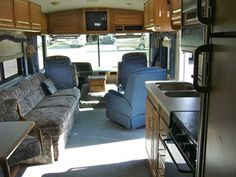 Must have RV equipment that won't be included with your new RV