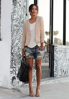 Summer Outfit Ideas: Looks to Copy Now   StyleCaster