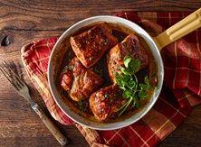 Apricot Ginger Glazed Pork from Publix Aprons Entree Recipes, Pork Recipes, Publix Aprons Recipes, Recipe Paper, Glazed Pork, Recipe Details, White Meat, Pork Chops, Entrees