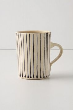 Painter's Stripe Mug