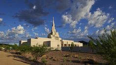 Phoenix Arizona Temple Dedicated by President Thomas S. Monson - LDS Newsroom
