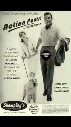 Hilarious old ad