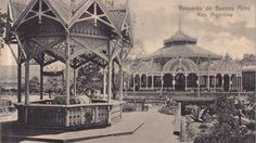 restaurante parque lezama 1900