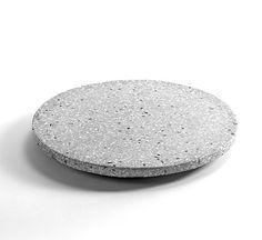 terrazzo platter / round / small
