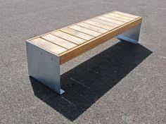 Image result for plate steel street furniture