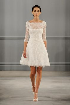 A Short Wedding Dresses are Appealing and Impressive - Ohh My My