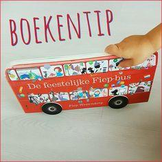 Boekentip:De feestelijke Fiep-bus, mooi kartonnen prentenboek