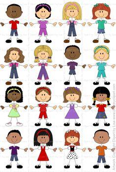 stick figure kids graphics and clipart samples 2 Puzzle Piece Crafts, Stick Figure Family, Stick Family, Pinecone Crafts Kids, Pine Cone Crafts, Art For Kids, Crafts For Kids, Kids Diy, Crafts