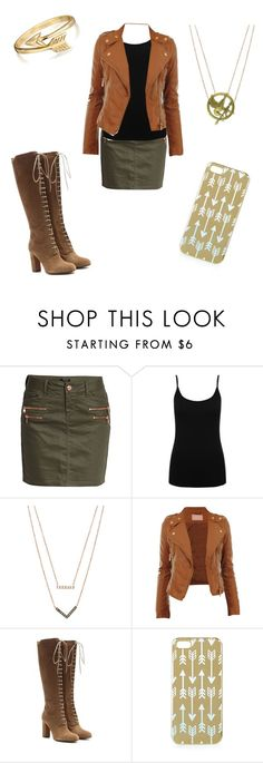 """""""Hipster Katniss😘✌🏻️🏹🔥"""" by lydiaviolet ❤ liked on Polyvore featuring Morgan, M&Co, Michael Kors, Etro, Topshop and Bling Jewelry"""