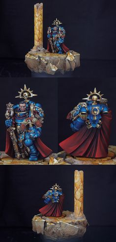Sicarius, Captain of the Ultramarines
