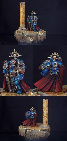 Sicarius, Captain of the Ultramarines