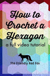 Crochet Hexagon Vide
