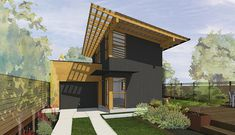 1 Seattle DADU Detached Accesory Dwelling Unit Studio Zerbey Architects