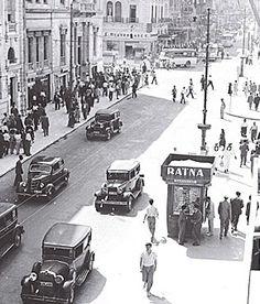 Η Αθήνα των 60s: Φωτο-βόλτα σε άλλες εποχές Διασταύρωση Σταδίου και Κοραή