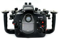 Nikon D800 and NA D800 housing