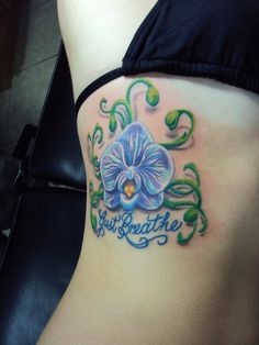 Hot Orchid Tattoos for Women! - Glam Bistro