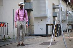 Moda Vestidor : Nueve Hombres de Pitti Uomo P/V 2016
