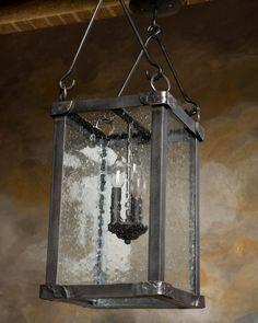 Seeded Glass Pendant