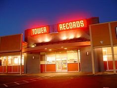 Tower Records Watt Avenue...from 1992 to 1998 I spent more time here than anywhere else...I still miss my crazy coworkers..we were one big happy/dysfunctional family