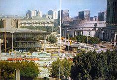 Dworzec Centralny ok. 1974r.