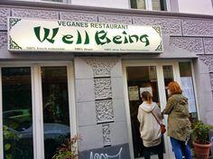 renate goes vegan: Well Beeing in Köln