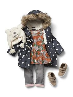 14f911b29139 30 Best Toddler girl coats images