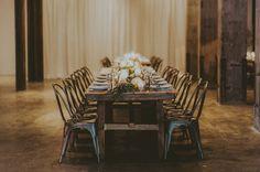 Modern Brooklyn Wedding: Brianne + Alex