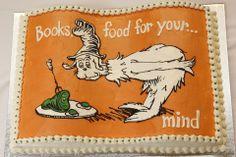 Delicious books...30 literary cakes.