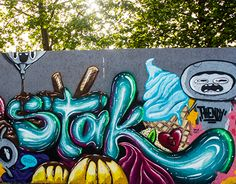 """Check out new work on my @Behance portfolio: """"Most Wanted Graffiti Festivali - Stak67"""" http://be.net/gallery/37174427/Most-Wanted-Graffiti-Festivali-Stak67"""