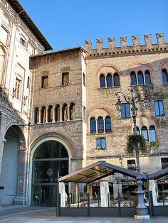 Piazza Garibaldi , Parma, province if Parma Emilia Romagna