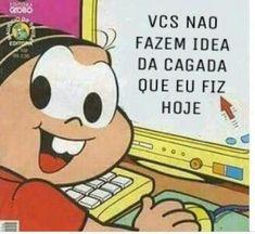 Memes safadeza cebolinha Ideas for 2019 Best Memes, Funny Memes, Hilarious, Twd Memes, Pc Meme, Spiritus, Bd Comics, Relationship Memes, Meme Faces