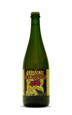 Hop Harvest 2015 - Brouwerij De Ranke Belgian Beer, Harvest, Bottle, Beer, Flask, Jars