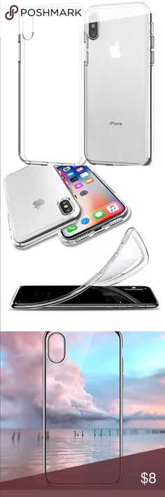 iPhone 10 Crystal Clear Case Ultra slim Thin iPhone 10 Crystal Clear Ultra Slim Thin Transparent TPU Gel Protective Case iPhone X    No Retail Box    Products    TPU (thermoplastic polyurethane) n. A hybrid material - a mixture of hard plastic and soft silicone. A very dense and smooth rubber made to slide in and out of the pocket, without attracting lint. does not come with a retail box.     New Fit For iPhone Edition Ultra Thin TPU Transparent Clear Phone Cases Cover For iPhone 10 Case…