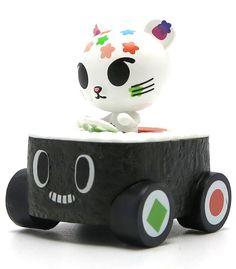 Sushi Cars Series 1 - Tokidoki