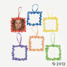 Puzzle Piece Photo Frame Ornament In order to highlight the growing need for concern and awareness about autism, the Autism Society has been celebrating National Autism Awareness Month since the 1970s. The United States recognizes April as a special opportunity to educate