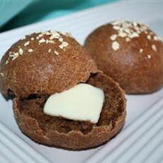 Steakhouse Black Bread Recipe