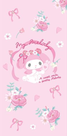 My Melody Wallpaper, Hello Kitty My Melody, Little Twin Stars, Sanrio, Cute Wallpapers, Characters, Anime, Art, Art Background