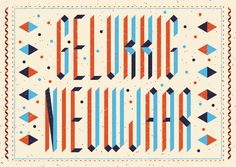 Remarkable Lettering and Typography Designs Of 2018 for Inspiration  - 17 #newyear2018 #newyear #happynewyear #lettering #calligraphy #typography #fonts #newyearquote #newyearlettering