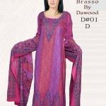 Dawood Textiles Latest Winter Collection 2013 For Women (4)