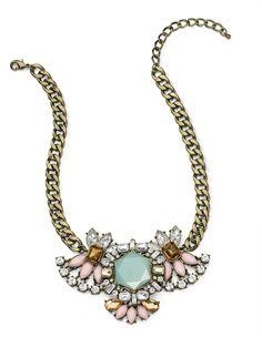 Capri Charisma Crystal Necklace $44 http://www.cookielee.biz/MaureenLedon