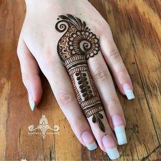 Henna Mehndi Design for beginners Very easy design Easy Mehndi Designs, Henna Hand Designs, Dulhan Mehndi Designs, Latest Mehndi Designs, Mehandi Designs, Bridal Mehndi Designs, Mehndi Designs Finger, Mehndi Designs For Beginners, Mehndi Designs For Girls