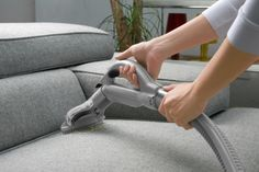 A 4 Step Guide to Clean a #Sofa and Remove Stains from #Furniture.