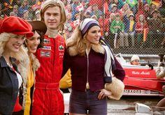 Confira 1º trailer de Rush, filme sobre a perigosa Fórmula 1 dos anos 70 c/ Chris Hemsworth e Olivia Wilde >> glo.bo/10zy5GZ
