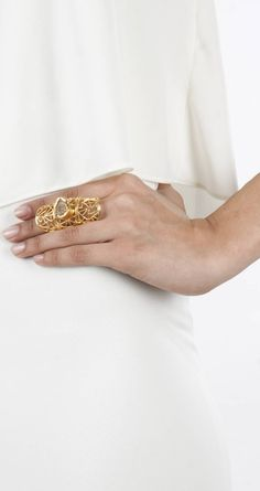 Sunny side up ring available only at Pernia's Pop-Up Shop.